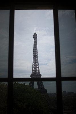 Eiffel Tower - p1028m1136707 by Jean Marmeisse