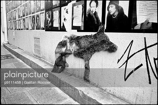 Street art - p9111458 by Gaëtan Rossier