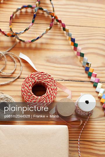 Verpackungsmaterialien - p981m2044928 von Franke + Mans