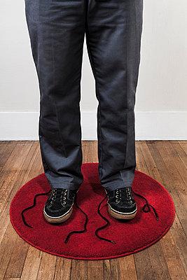 Unpassende Schuhe - p1094m900237 von Patrick Strattner