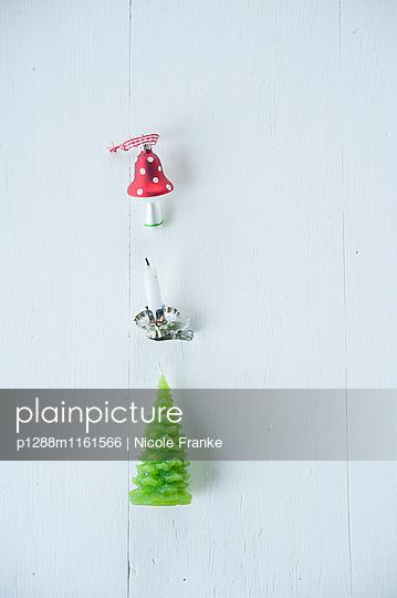 Weihnachtsdekoration - p1288m1161566 von Nicole Franke