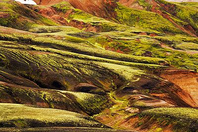 Landmannalaugar, Iceland - p1084m1036821 by GUSK