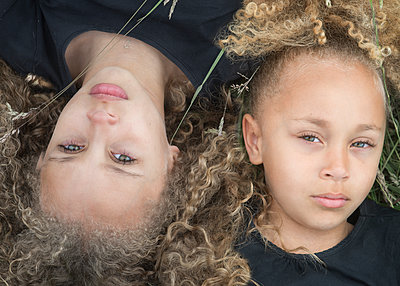 Sisters - p1323m1158768 by Sarah Toure