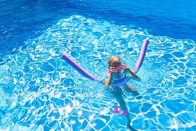 Pool time - p454m2215199 by Lubitz + Dorner