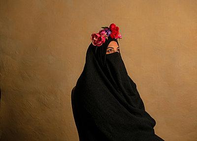 Muslim woman - p1354m2273433 by Kaiser