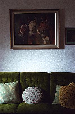 Wohnzimmer - p2682428 von Andrea Völkel