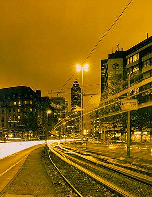 Frankfurt, gelb - p2683037 von Stefan Freund