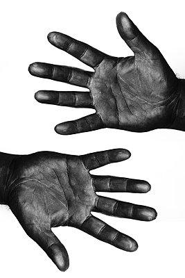 Zwei Hände    - p450m1077654 von Hanka Steidle