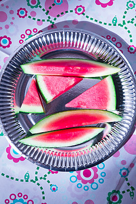 Watermelon - p1149m2098890 by Yvonne Röder