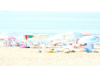 At the beach - p587m715538 by Spitta + Hellwig