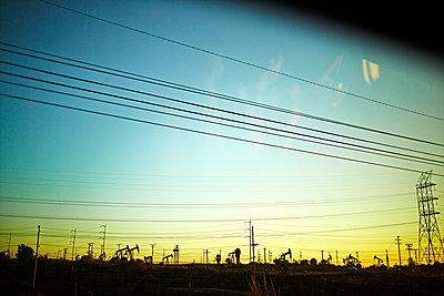 Oil drilling - p584m960043 by ballyscanlon
