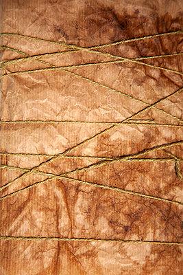 Tied wrapping paper - p1248m2260661 by miguel sobreira