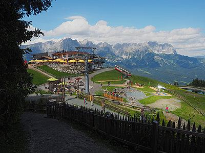 Austria, Ellmau - p338m2257559 by Marion Beckhäuser