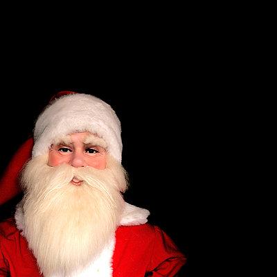 Weihnachtsmannfigur - p4500499 von Hanka Steidle