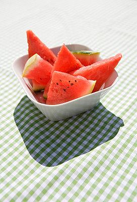 Wassermelone - p7810005 von Angela Franke