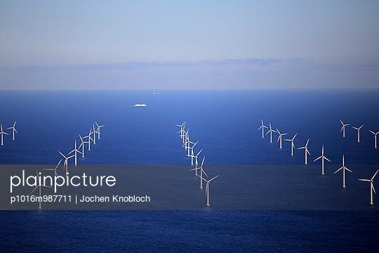 Windpark Rødsand - p1016m987711 von Jochen Knobloch