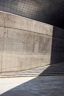 Korea, Seoul, Dongdaemun Design Plaza  - p1492m2178694 by Leopold Fiala