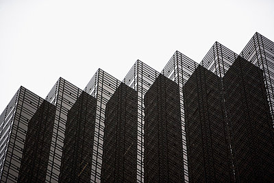 Reflective building, New York City, USA - p92411510f by Ditto