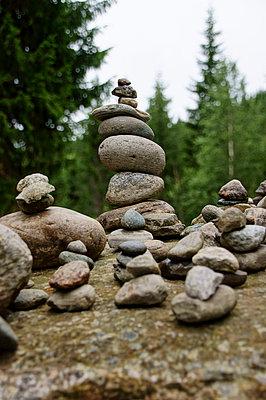 Steinmännchen - p1620063 von Beate Bussenius