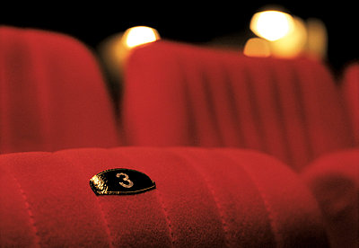 Theatre seats - p2872019 by Ralf Mohr