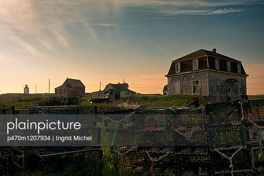Cape Saint Mary's in Kanada - p470m1207934 von Ingrid Michel