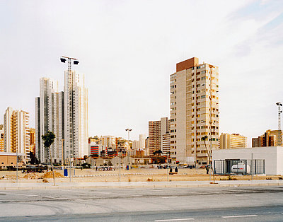 High rises in Benidorm - p2686890 by G. Mieth