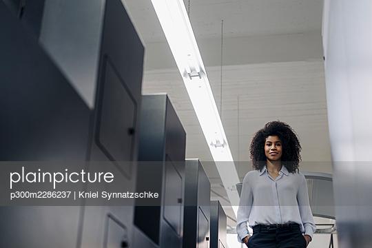 Essen, NRW, Deutschland, Business, Druckerei, Werbung, Industrie, Produktion, w30 - p300m2286237 von Kniel Synnatzschke