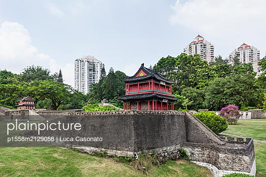 Splendid China Folk Village - p1558m2129058 by Luca Casonato