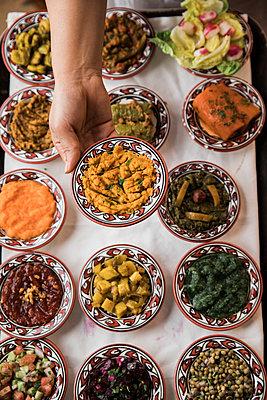Moroccan specialities - p1253m2152615 by Joseph Fox