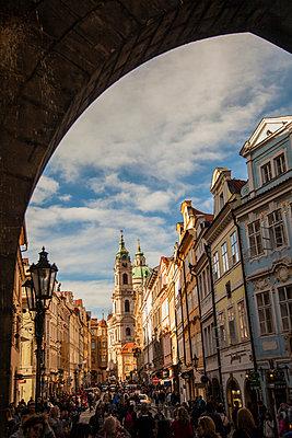 St. Nicholas Church, Prague, Czech Republic - p429m2050893 by Seb Oliver