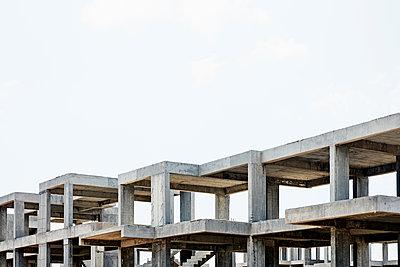 Betonskelett - p719m1072503 von Rudi Sebastian