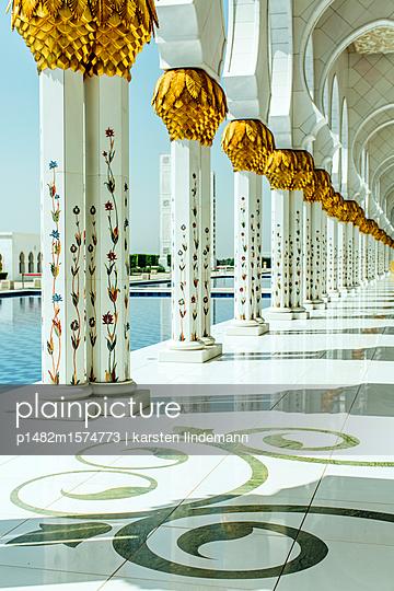 Abu Dhabi - p1482m1574773 von karsten lindemann