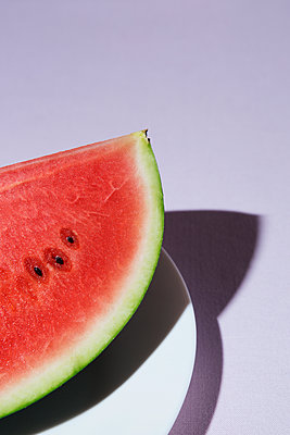 Watermelon - p1149m1146886 by Yvonne Röder