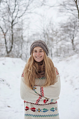 Winter - p586m755639 von Kniel Synnatzschke
