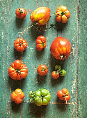 Tomaten - p922m1196349 von Juliette Chretien