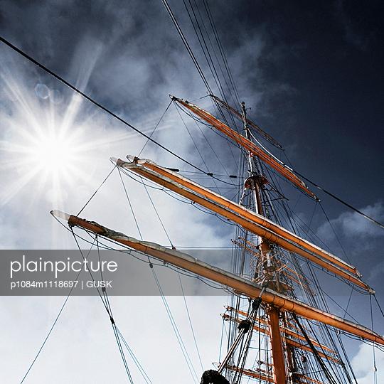 Nautical Vessel - p1084m1118697 by GUSK