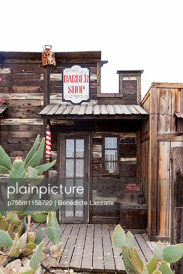 Palm Springs - p756m1158720 von Bénédicte Lassalle