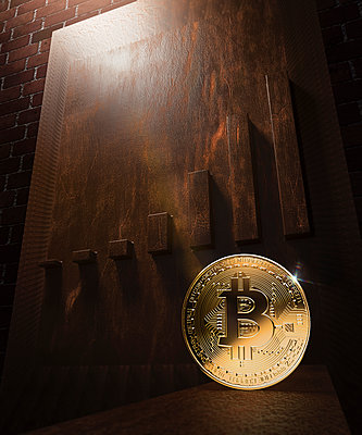 Bitcoin - p1275m1511358 by cgimanufaktur