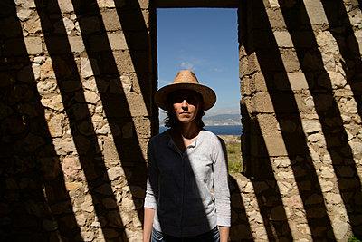 Portrait - p1631m2233911 by Raphaël Lorand