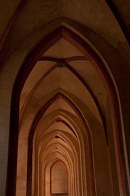 Monastery - p470m2089756 by Ingrid Michel