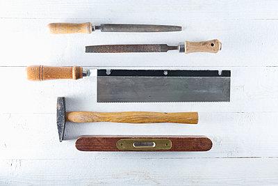 Tools - p1149m2021446 by Yvonne Röder