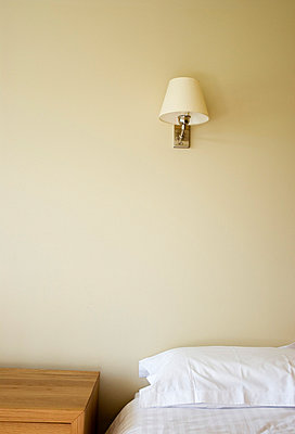 Pillow and Wall Light - p3310816 by Andy Eaves