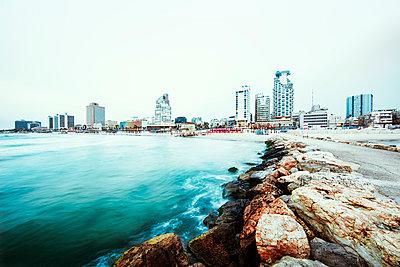 Tel Aviv - p416m1498079 von Jörg Dickmann Photography