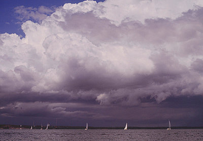 Sailing boat - p5756743 by Bengt Hedberg