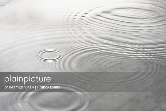 Konzentrische Kreise - p1041m2073414 von Franckaparis