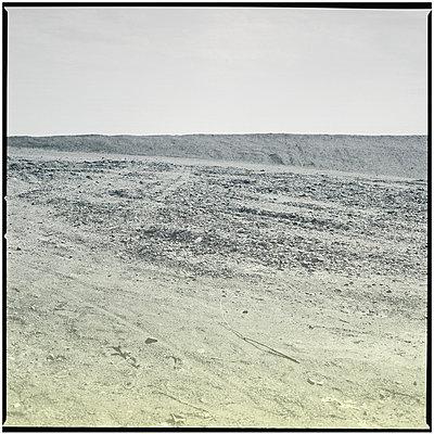 Steinkohle Abraum Halde Haniel - p9793610 von Muequin