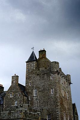 Burg in Schottland - p1124m1502164 von Willing-Holtz