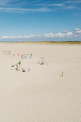 Strand in St. Peter-Ording - p432m2205632 von mia takahara