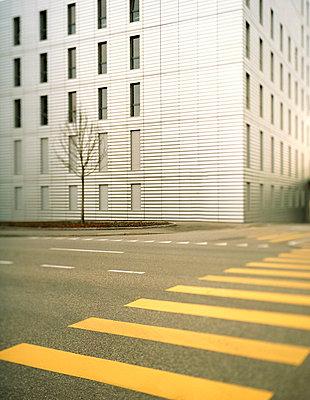 Straßenecke - p3900009 von Frank Herfort