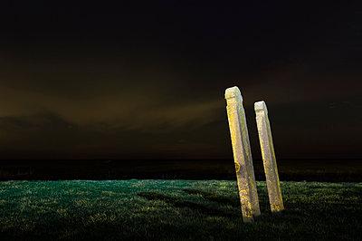 Graveyard, Terschelling, Netherlands - p1132m987143 by Mischa Keijser